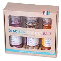 Dead Sea Gourmet Salt