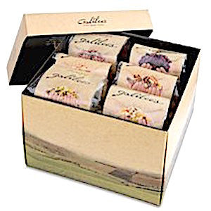 Galilee's Exclusive Infusion Tea Gift Box - Set of 6