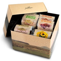 Galilee's Exclusive Spice Gift Box - Set of 6