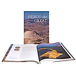Herod the Great. The King's Final Journey (Hardcover)