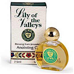 Lily of Valleys Anointing Oil 7.5 ml