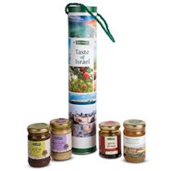 "Lin's Farm All-Natural ""Taste of Israel"" Gift Box"