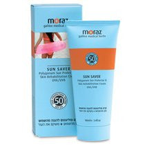 Moraz Polygonum Sun Protector and Skin Rehabilitation Cream SPF-50