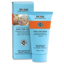 Moraz Polygonum Baby Sun Protector and Skin Rehabilitation Cream SPF-50