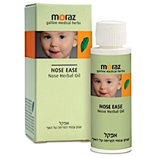 Moraz NOSE EASE Nose Herbal Oil