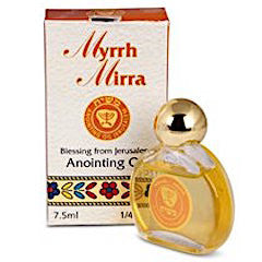 Myrrh Mirra Anointing Oil 7.5 ml