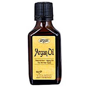 Natural Moroccan Argan Oil: Anti-Aging Oil For All Hair Types