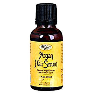 Natural Moroccan Argan Oil: Serum for all hair types