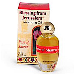 Rose of Sharon Anointing Oil 10 ml