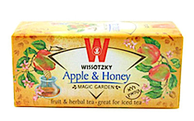 Wissotzky Apple and Honey Tea Bags