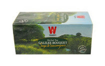 Wissotzky Herbal Tea: Galilee Bouquet - Sage & Lemongrass