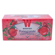 Wissotzky Pomegranate Tea Bags