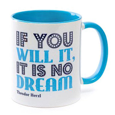 Mug - Hertzl's Dream