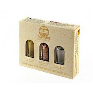 Yardenit Holy Land Elements Gift Set