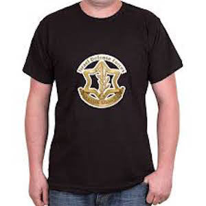 Israel Defense Forces T-Shirt. Variety of Colors