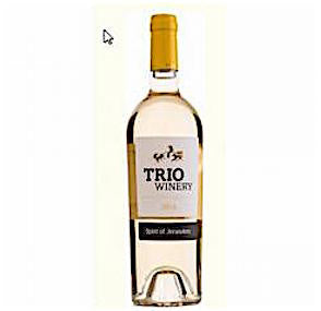 Israeli Winery Trio Spirit of the Galilee White