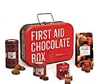 Max Brenner's First Air Chocolate Gift Box