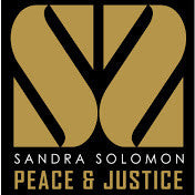 Sandra Solomon  peace and justice T-shirt