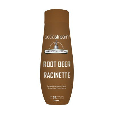 SodaStream Fountain Style Root Beer 440ml