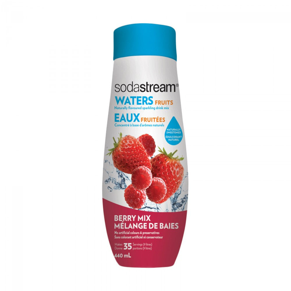SodaStream Waters Fruits Berry Mix 440ml