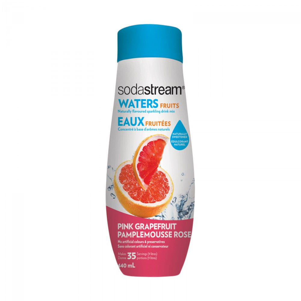 SodaStream Waters Fruits Pink Grapefruit 440ml