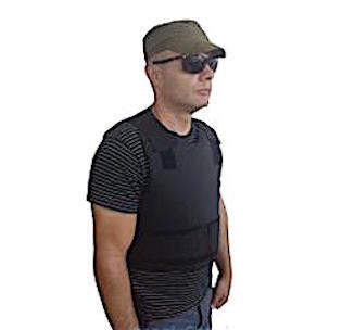 Stab Proof Ultralight Concealed Vest