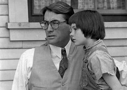 how to kill a mockingbird dad