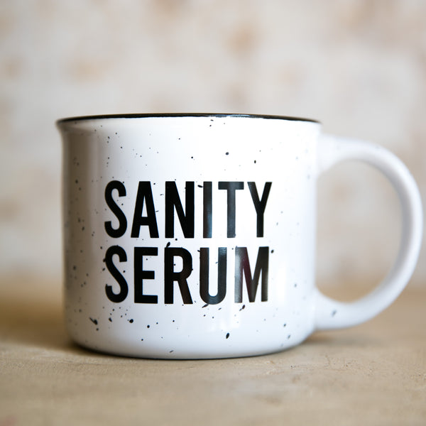 """SANITY SERUM"" Dads Coffee Mug"
