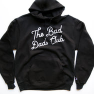 """BAD DADS"" TILTED X CHAMPION Hoodie"