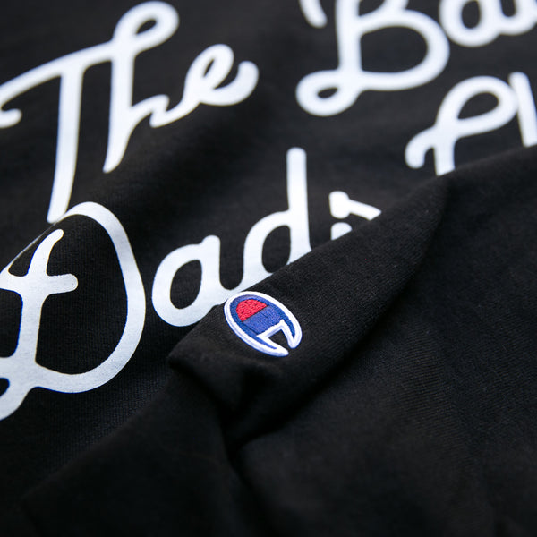 """The Bad Dads Club"" X CHAMPION Sweatshirt"