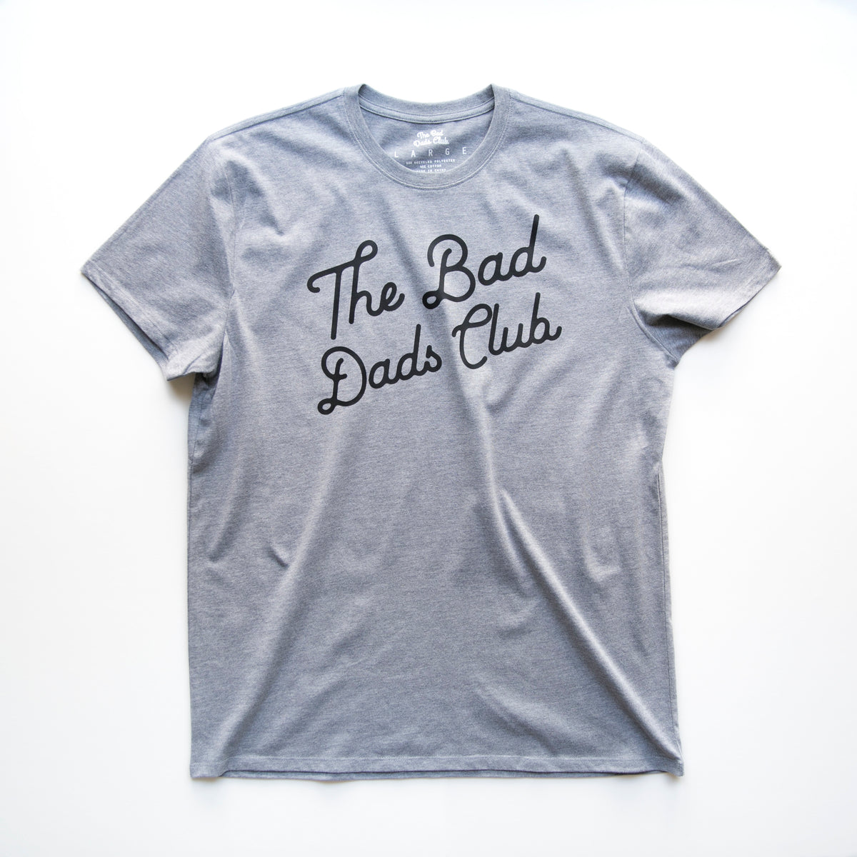 """THE BAD DADS CLUB"" CLASSIC TILT (GREY)"