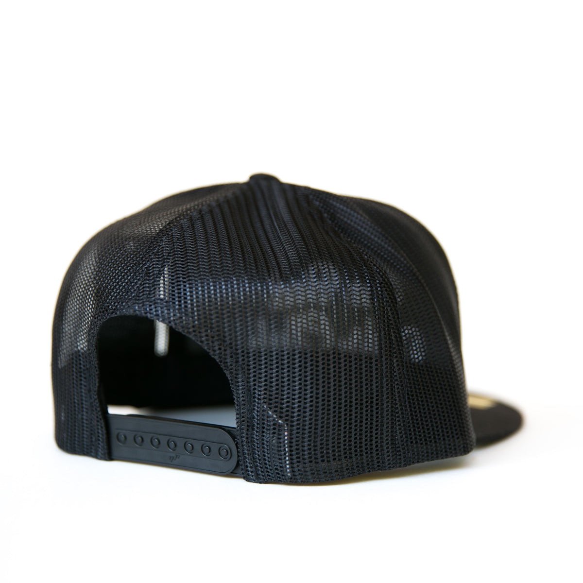 BAD DADS ARCH LOGO BLACK CAMO SNAPBACK