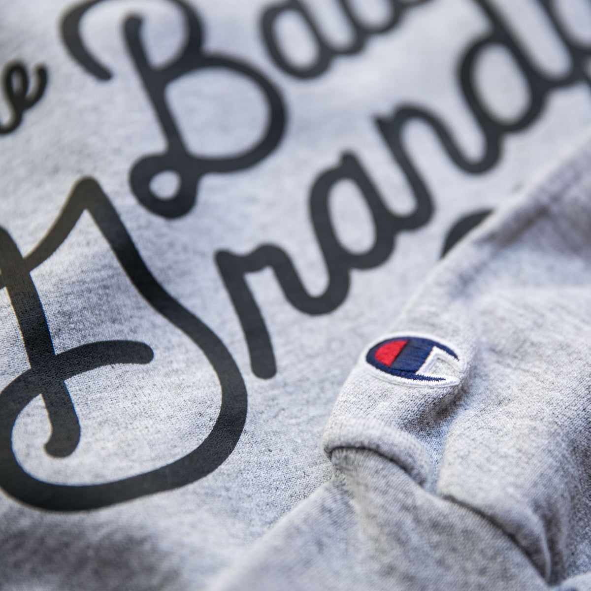 BAD GRANDPAS x CHAMPION Classic Tilt Sweatshirt