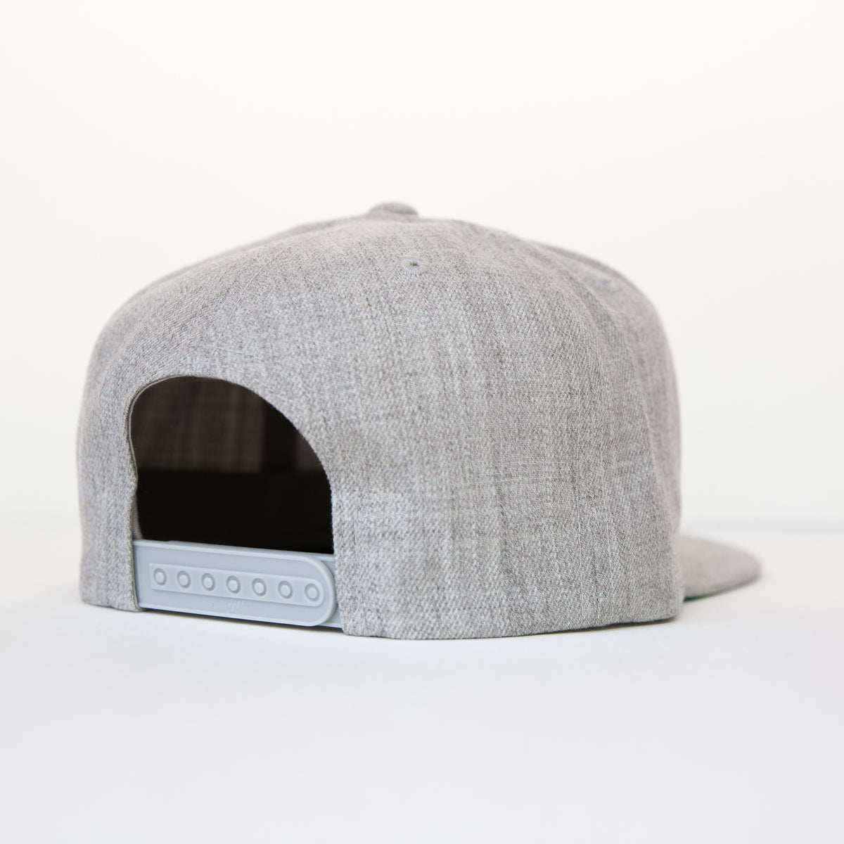 Bad Dads HEATHER GRAY FLAT BILL Snapback