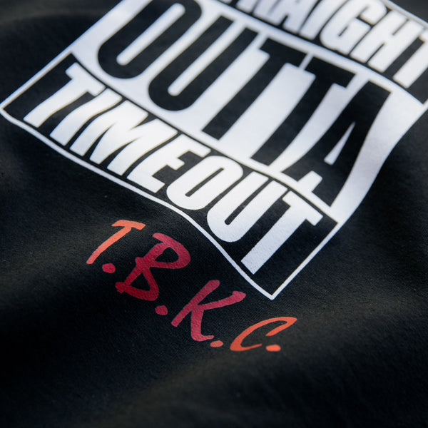STRAIGHT OUTTA TIMEOUT Sweatshirt