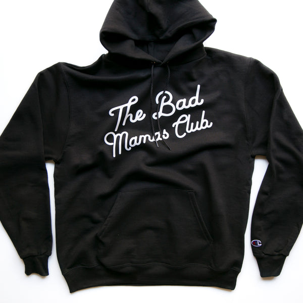 """The Bad Mamas Club"" x CHAMPION Hoodie"