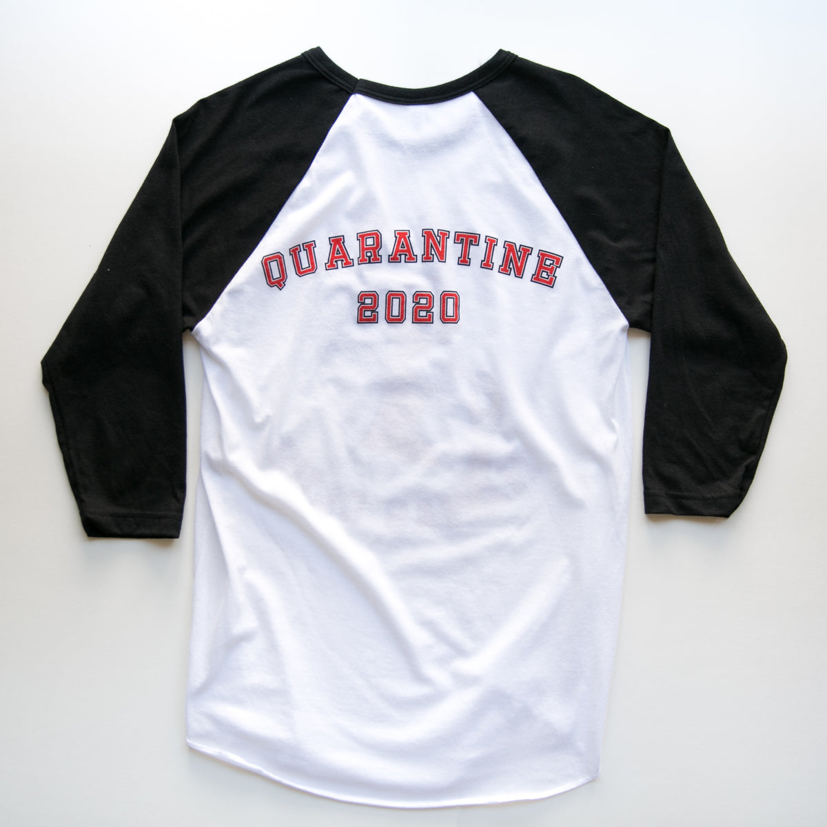 """BAD MAMAS x COFFEE DOSE"" Ltd Edition RAGLAN SHIRT"