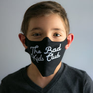 Bad Kids Classic Logo Face Mask