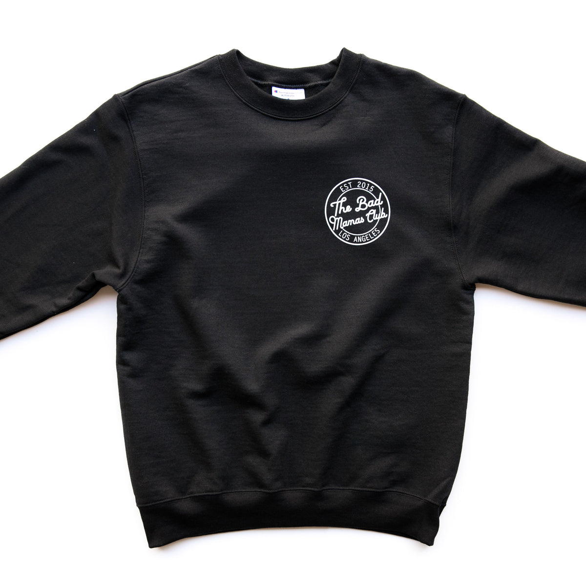 BAD MAMAS x CHAMPION Circle Logo Sweatshirt