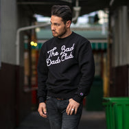 """The Bad Dads Club"" X CHAMPION Sweatshirt - THE BAD DADS CLUB"