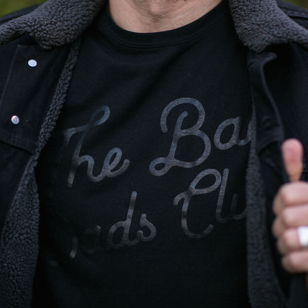 """THE BAD DADS CLUB"" BLACKOUT TEE"