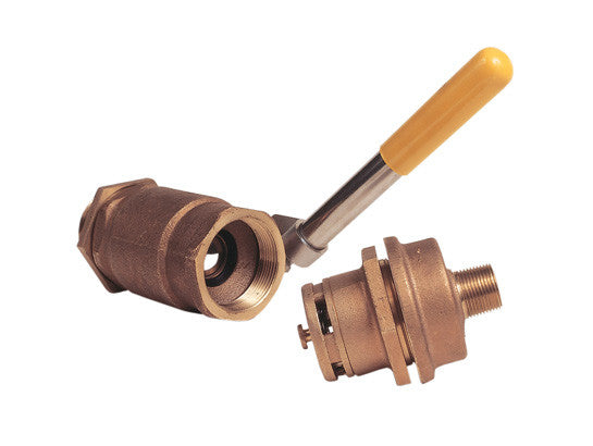 Funnel Tip-Over Protection Kit for use with #08207 or 08205, self-close valve and brass vent - SolventWaste.com