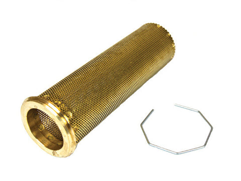 "Flame Arrester for safety Drum Funnel No. 08207, 6"" L - SolventWaste.com"