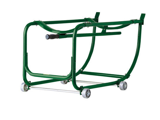 Drum Cradle for moving and setup of drums weighing up to 600 lbs. - SolventWaste.com