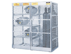 Lockers for LPG & Compressed Gas Storage