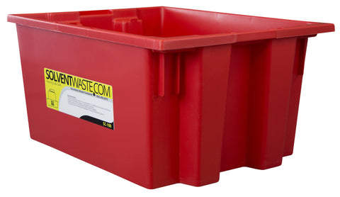 Solventwaste.com Secondary Container for 13.5L or 20L Carboys