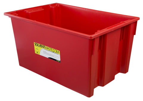 SolventWaste.com Secondary Container for 75L Carboy, 3/pk - SolventWaste.com