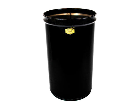 Cease-Fire® Waste Receptacle, Safety Drum Can, 15 gallon (57L) - SolventWaste.com