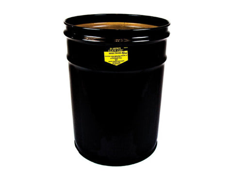 Cease-Fire® Waste Receptacle, Safety Drum Can, 6 gallon (23L) - SolventWaste.com