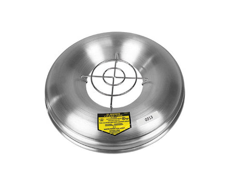 Cease-Fire® Part - Aluminum Head and Grill Guard - SolventWaste.com